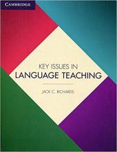 Key Issues in Language Teaching - фото обкладинки книги