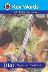 Key Words: 11a Mystery on the island - фото обкладинки книги