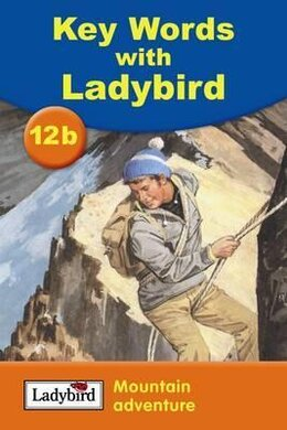 Key Words: 12b Mountain Adventure - фото книги
