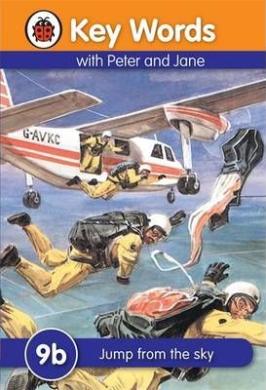 Key Words: 9b Jump from the sky - фото книги