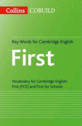 Key Words for Cambridge English First : Fce - фото обкладинки книги