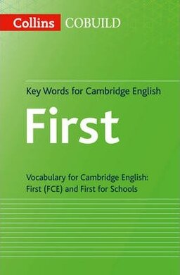 Key Words for Cambridge English First : Fce - фото книги