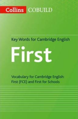 Key Words for Cambridge English First : Fce - фото книги
