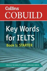 Key Words for IELTS Book 1. Starter. Level 4.0 – 5.5 - фото обкладинки книги