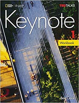 Keynote 1: Workbook - фото книги