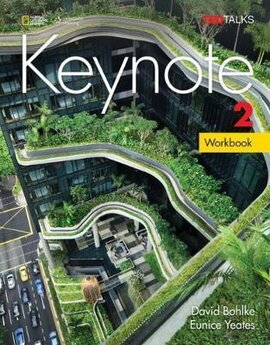 Keynote 2: Workbook - фото книги