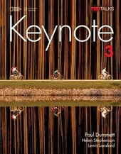 Keynote 3 - фото обкладинки книги