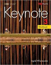 Keynote 3: Workbook - фото обкладинки книги