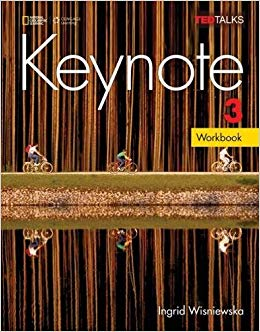Keynote 3: Workbook - фото книги