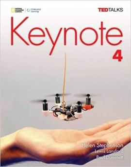Keynote 4 - фото книги