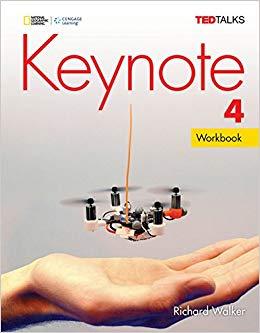 Keynote 4: Workbook - фото книги