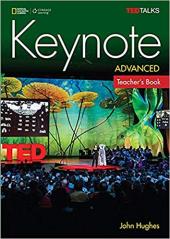 Keynote Advanced: Teacher's Book with Audio CDs - фото обкладинки книги