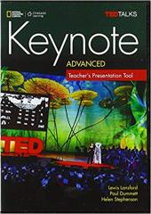 Keynote Advanced: Teacher's Presentation Tool - фото обкладинки книги