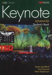 Keynote Advanced with DVD-ROM - фото обкладинки книги