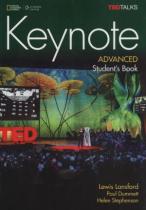 Книга Keynote Advanced with DVD-ROM