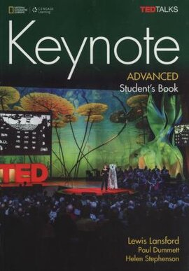 Keynote Advanced with DVD-ROM - фото книги