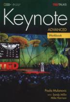 Книга для вчителя Keynote Advanced Workbook  Workbook Audio CD