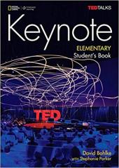 Keynote Elementary with DVD-ROM - фото обкладинки книги