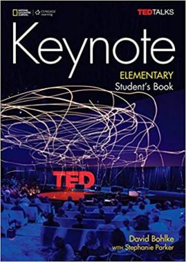 Keynote Elementary with DVD-ROM - фото книги