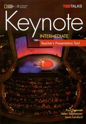 Keynote Intermediate: Teacher's Presentation Tool - фото обкладинки книги