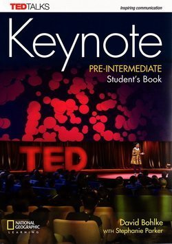 Книга для вчителя Keynote Pre-intermediate Teacher's Book with CDs
