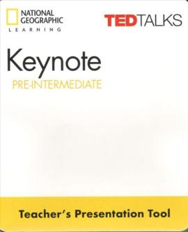 Keynote Pre Intermediate : Teacher's Presentation Tool - фото книги