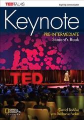 Keynote Pre-intermediate with DVD-ROM - фото обкладинки книги