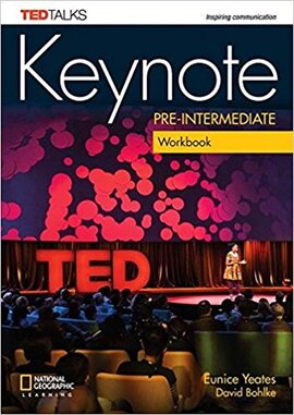 Keynote Pre-intermediate Workbook & Workbook Audio CD - фото книги