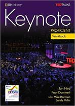 Комплект книг Keynote Proficient Workbook  Workbook Audio CD
