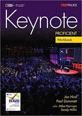 Keynote Proficient Workbook & Workbook Audio CD - фото книги