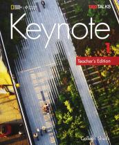 Книга для вчителя Keynote Teacher's Edition 1