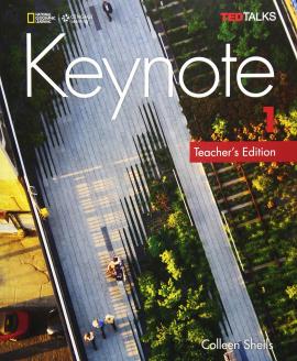 Keynote Teacher's Edition 1 - фото книги