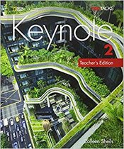 Робочий зошит Keynote Teacher's Edition 2