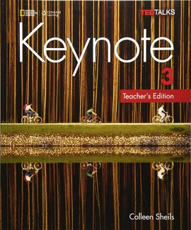Keynote Teacher's Edition 3 - фото книги