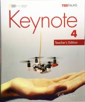 Keynote Teacher's Edition 4 - фото обкладинки книги
