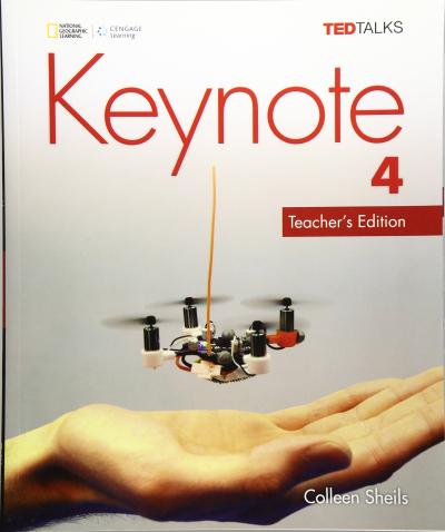 Книга для вчителя Keynote Teacher's Edition 4