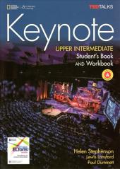 Keynote Upper Intermediate: Teacher's Presentation Tool - фото обкладинки книги