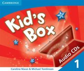 Kid's Box 1 Audio CDs