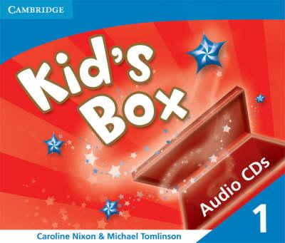 Аудіодиск Kid's Box 1 Audio CDs