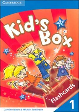 Kid's Box 1 Flashcards (Pack of 96) - фото книги