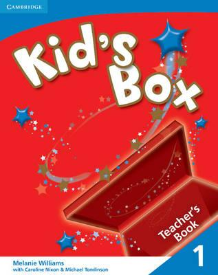 Книга для вчителя Kid's Box 1 Teacher's Book