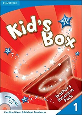 Kid's Box 1 Teacher's Resource Pack with Audio CD - фото книги