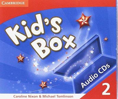 Аудіодиск Kid's Box 2 Audio CDs