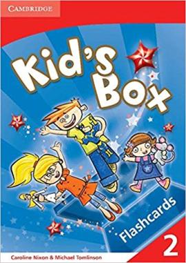 Kid's Box 2 Flashcards (pack of 101) - фото книги