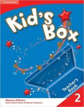 Книга для вчителя Kid's Box 2 Teacher's Book