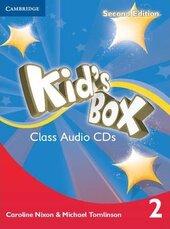 Kid's Box 2nd Edition 2. Class Audio CDs - фото обкладинки книги