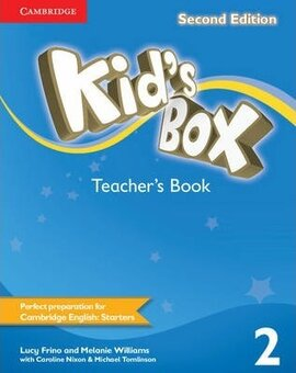 Kid's Box 2nd Edition 2. Teacher's Book - фото книги