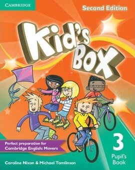 Kid's Box 2nd Edition 3. Pupil's Book - фото книги