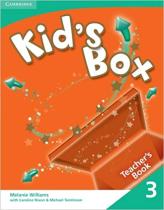 Книга для вчителя Kid's Box 3 Teacher's Book