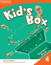 Книга для вчителя Kid's Box 4 Teacher's Book